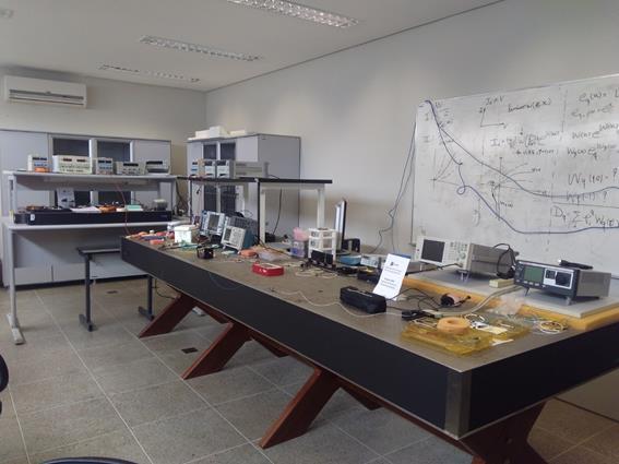 Laboratório de Óptica Aplicada